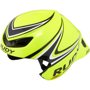 Rudy Project Wingspan Helm yellow fluo/black yellow fluo/black