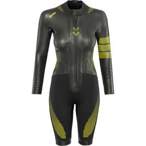 Colting Wetsuits Sr03 Swimrun Wetsuit Damen black black