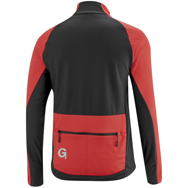 Gonso Diorit Softshell Jacke Herren high risk red