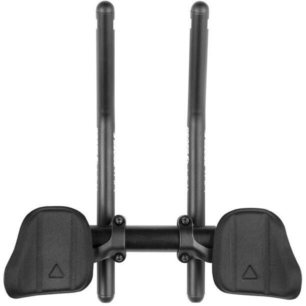 Profile Design V4+ Lenkeraufsatz Aluminium inkl. Extensions mattschwarz