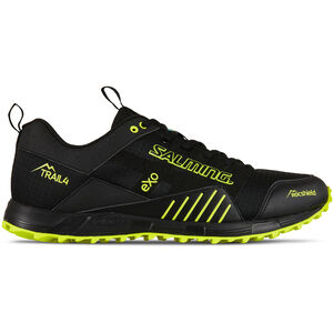 Salming Trail T4 Shoes Herren black/safety yellow black/safety yellow
