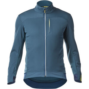Mavic Essential Softshell Jacket Herren majolica blue majolica blue