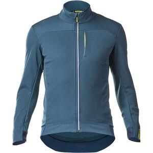 Mavic Essential Softshell Jacket Men majolica blue bei fahrrad.de Online