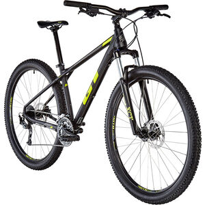 """GT Bicycles Avalanche Sport 29"""" satin black/chartreusen/mid siver satin black/chartreusen/mid siver"""