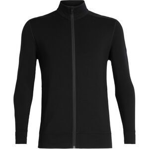 Icebreaker Momentum LS Zip Jacket Men black bei fahrrad.de Online