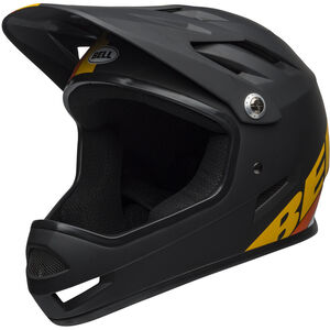 Bell Sanction Helmet agility matte black/yel/orange agility matte black/yel/orange