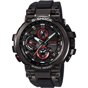 CASIO G-SHOCK MTG-B1000B-1AER Watch Men black/black/black black/black/black