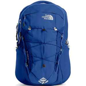 The North Face Borealis Backpack flag blue light heather/tnf white flag blue light heather/tnf white
