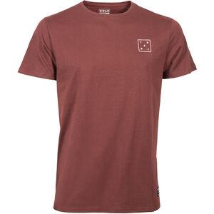 TSG Box T-Shirt Herren oxblood oxblood