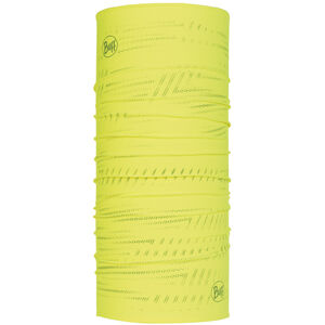 Buff Original Reflective Neck Tube Reflective-Solid Yellow Fluor