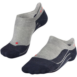 Falke RU4 Invisible Running Socks Damen lightgrey lightgrey