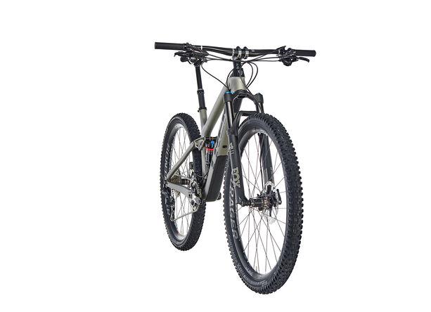 "Trek Fuel EX 9.8 XT 29"" matte metallic gunmetal/gloss black"