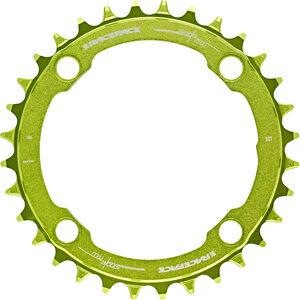 Race Face Narrow Wide Kettenblatt 4-Bolt 10/11/12-fach grün grün