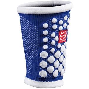 Compressport 3D Dots Sweatbands blue blue