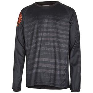 Protective Live & Loud LS Shirt Herren black black