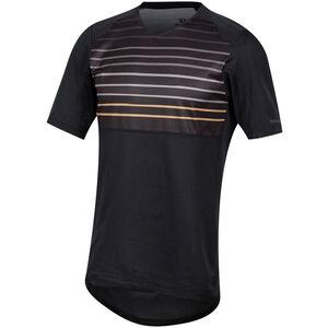 PEARL iZUMi Launch Jersey Herren black/berm brown slope black/berm brown slope
