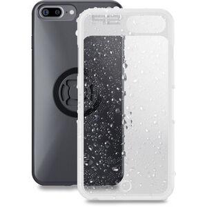 SP Connect Weather Cover iPhone 8+/7+/6S+/6+ schwarz-transparent schwarz-transparent