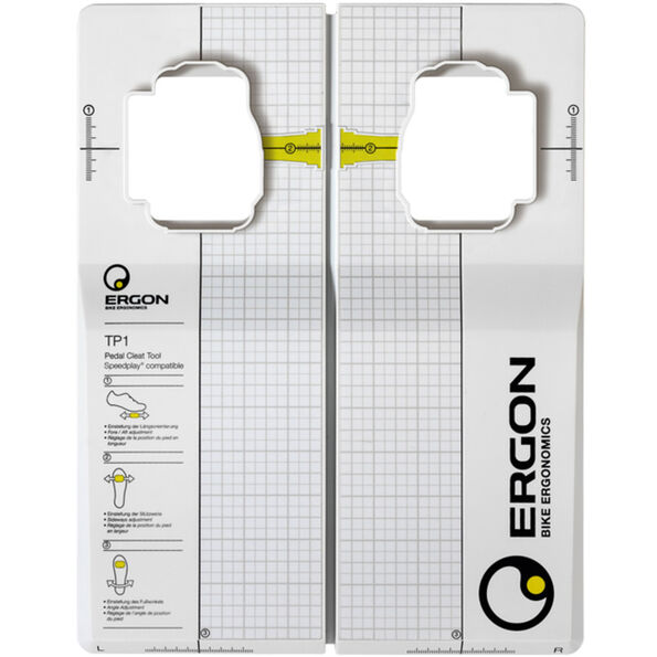 Ergon TP1 Pedal Cleat Tool für SPeedplay
