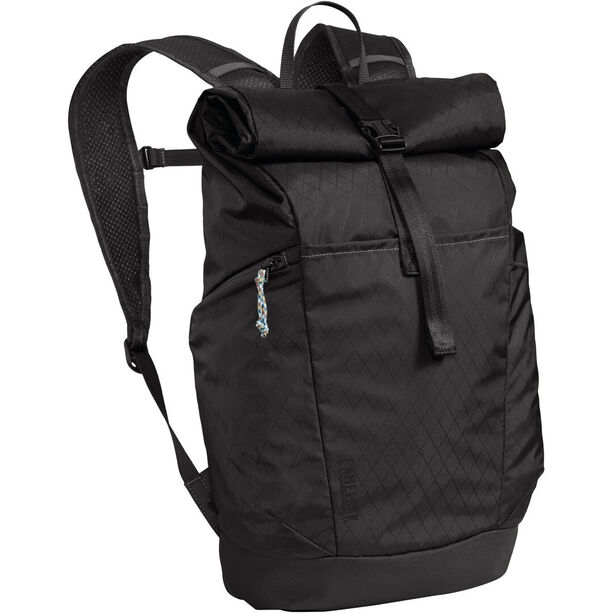 CamelBak Pivot Roll Top Rucksack black