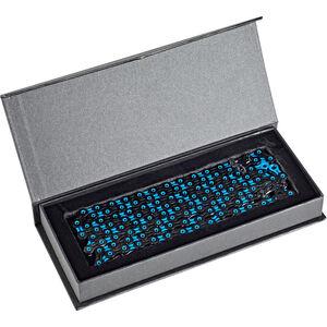 KMC X11 SL DLC Super Light Kette 11-fach black/blue