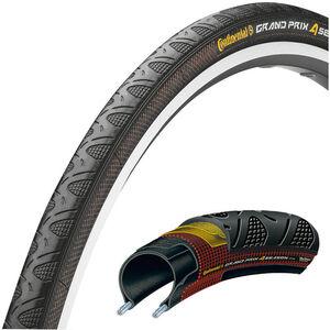 "Continental Grand Prix 4-Seasons Reifen 28"" faltbar schwarz schwarz"