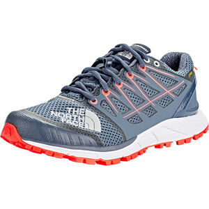 The North Face Ultra Endurance II GTX Shoes Damen grisaille grey/fiery coral grisaille grey/fiery coral