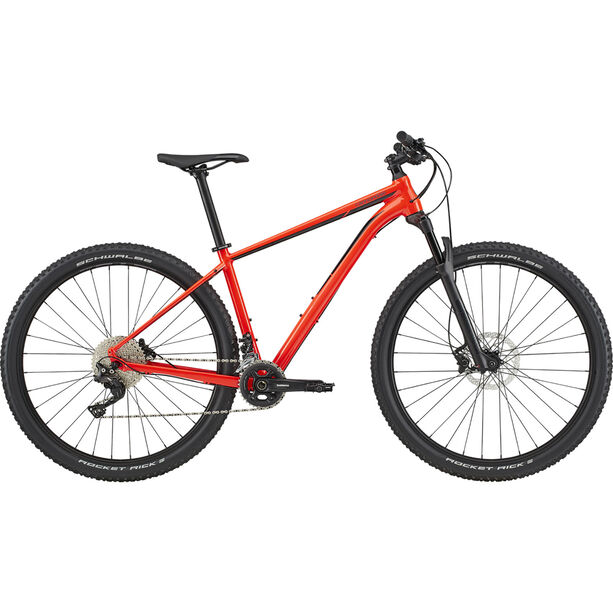 """Cannondale Trail 2 27.5"""" acid red"""