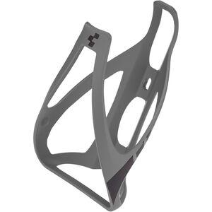 Cube HPP Flaschenhalter matt grau/schwarz matt grau/schwarz