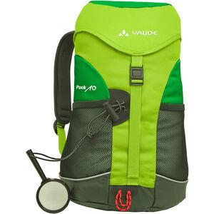 VAUDE Puck 10 Backpack Kinder grass/applegreen