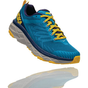 Hoka One One Challenger ATR 5 Running Shoes Herren blue sapphire/patriot blue blue sapphire/patriot blue