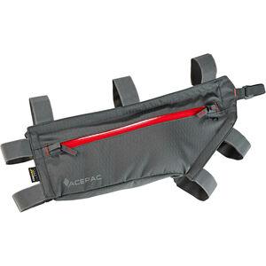 Acepac Zip Frame Bag M grey grey