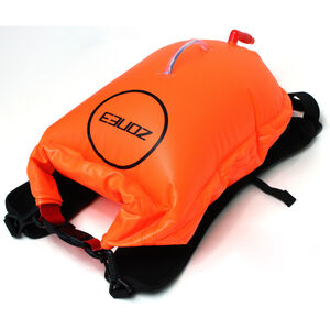 Zone3 Swim Run Dry Bag Buoy 28l orange orange