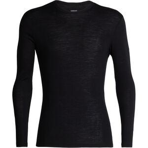 Icebreaker 175 Everyday LS Crew Shirt black