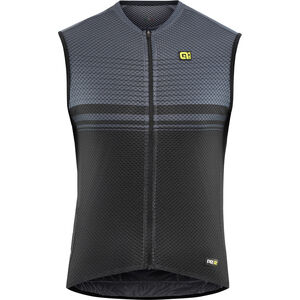 Alé Cycling Graphics PRR Slide Sleeveless Jersey Herren charcoal grey charcoal grey
