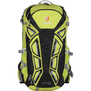 Deuter Attack Enduro 16 Protector Backpack apple-black apple-black