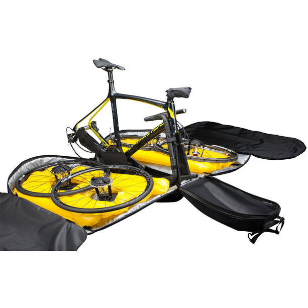 Biknd Helium V4 Fahrradtransporttasche grau