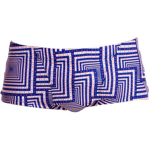 Funky Trunks Classic Trunks Herren i said swim i said swim
