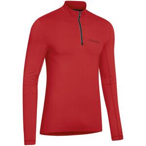 Gonso Christian Active Langarmshirt Herren high risk red high risk red
