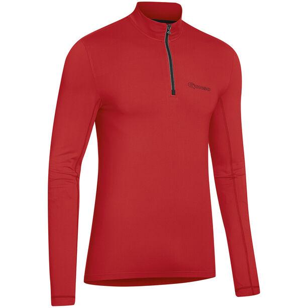 Gonso Christian Active Langarmshirt Herren high risk red