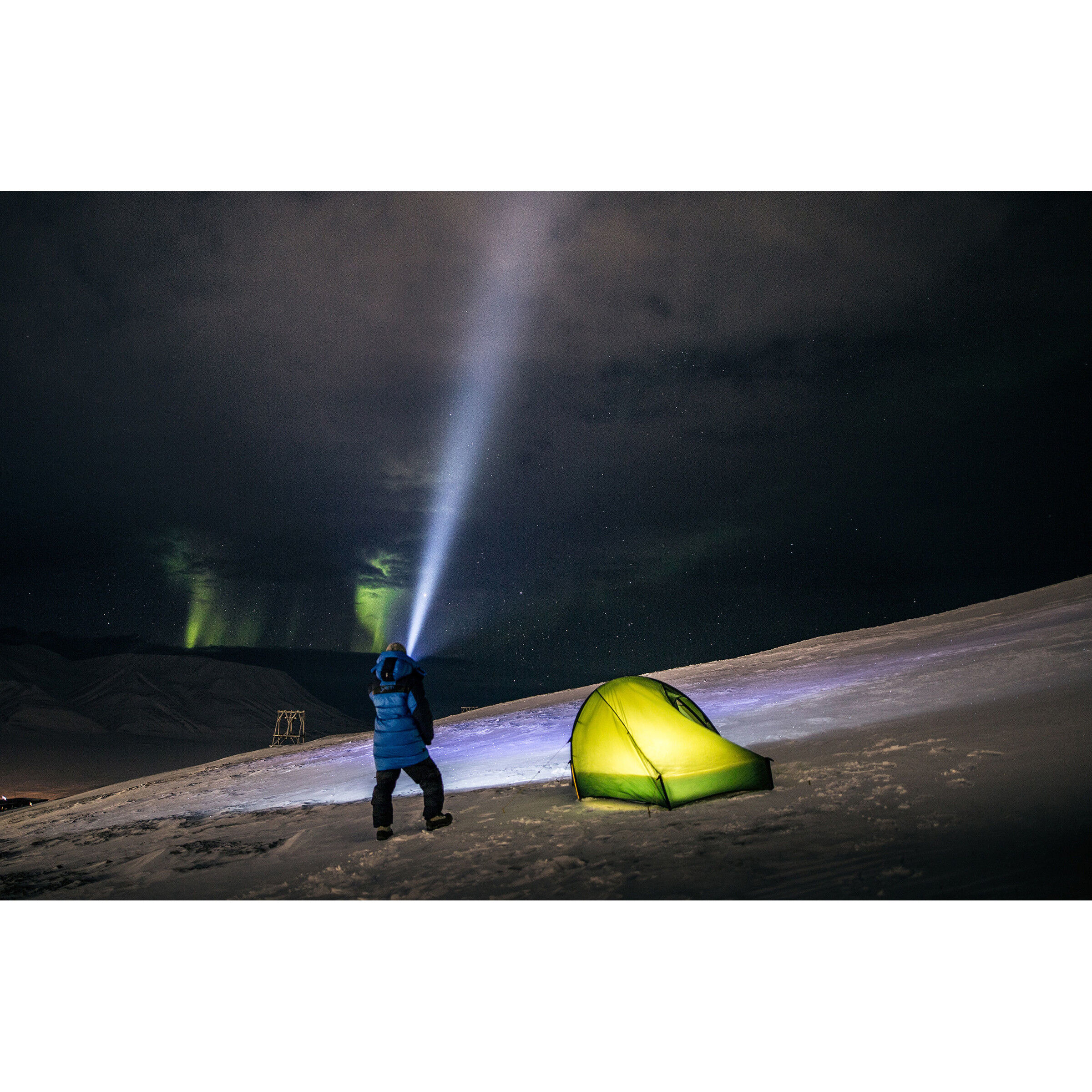 Nordisk Telemark 2 Ultra Light Weight Tent forest green
