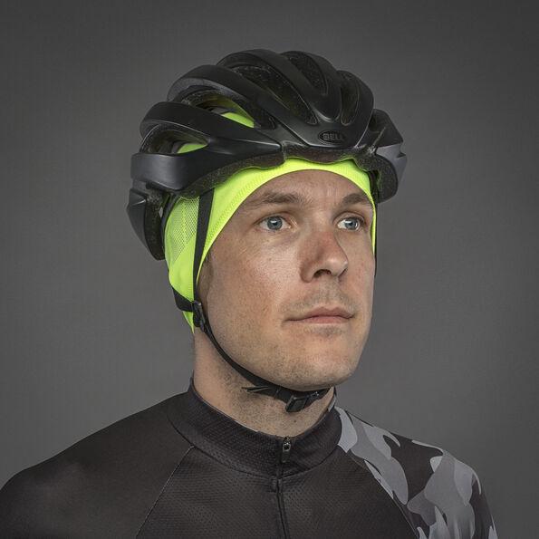 GripGrab Lightweight Windproof Thermal Hi-Vis Skull Cap
