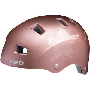 KED Risco Helmet rose matt star rose matt star