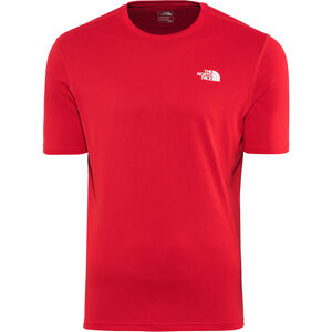 The North Face Flex II SS Shirt Herren tnf red tnf red