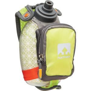 Nathan QuickShot Plus Insulated Handheld 300ml Lime Punch