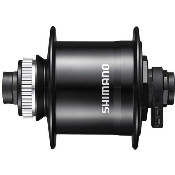 Shimano Nexus DH-UR705-3 Nabendynamo Centerlock Disc Schnellspanner black