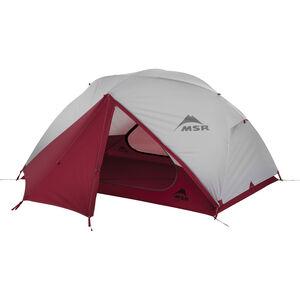 MSR Elixir 2 V2 Tent gray/red gray/red