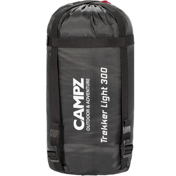 CAMPZ Trekker light 300 Schlafsack