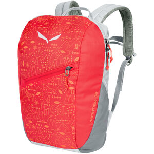 SALEWA Minitrek 12 Backpack Kinder papavero papavero