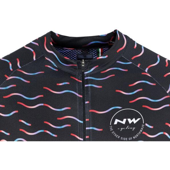 Northwave Wave SS Jersey Herren black