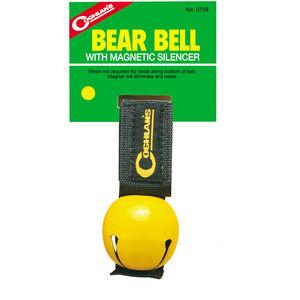 Coghlans Bären Glocke yellow yellow